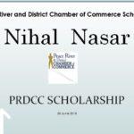 Peace High Scholarship Nihal Nasar