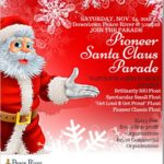 Capture poster for Santa Claus Parade